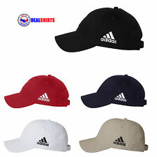 Adidas A12 Unstructured Cresting Cotton Cap Baseball Hat Colors Mean's Women's