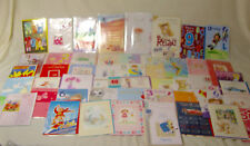 JOB LOT OF 50 ASSORTED GREETING CARDS Birthday Anniversary etc  CLEARANCE