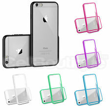 NUOVO HARD BACK Crystal Case Cover per Apple iPhone con proteggi schermo gratuito