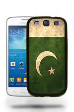 Pakistan National Vintage Flag Case Cover for Samsung Galaxy and Note