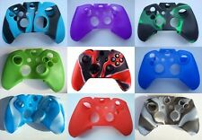 Soft Silicone Skin Grip Protective Cover for Games Station Controller Case