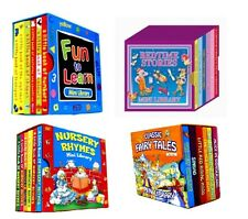 Bambini / bambini MINI LIBRERIA Set - 6 BOOK CLASSIC COLLECTION Board LIBRI