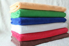 "Pack of 1 Towel Travel Absorbent Microfiber Bath Beach Towels 70x140CM (28""x55"")"