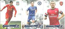 2013 TOPPS PREMIER GOLD EPL FOOTBALL/SOCCER BASE CARDS  #51-99 CHOOSE PLAYER