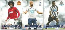 2013 TOPPS PREMIER GOLD EPL FOOTBALL/SOCCER BASE CARDS  #150-200 CHOOSE PLAYER