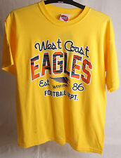 Official AFL West Coast Eagles Youth Supporter Tee