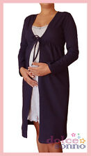 MATERNITY/PREGNANCY/FEEDING/NURSING DRESSING GOWN/COMFORTABLE & FUNCTIONAL/ALL S