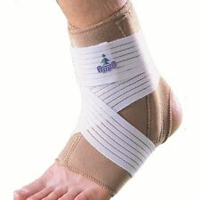 OPPO 1008 ANKLE SUPPORT WITH STRAP Sprained Twisted Ankle injury Strap wrap