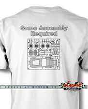 AC Shelby Cobra 427 Replica t-shirt - Assembly Required Dark by Legend Lines