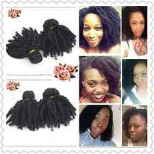 Brazilian Wefts 3Bundles Hair Extensions Afro Kinky Curly Virgin Wholesale Weave