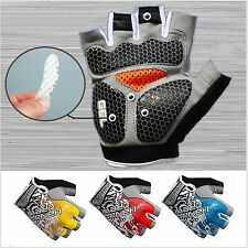 Guanti bici Ciclismo MTB Cycling Gloves Bike Bicycle Antiskid GEL Silicone