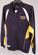 Official AFL West Coast Eagles Mens Full Zip Athletic Jacket