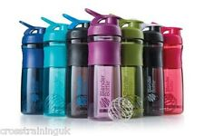 Blender Bottle Sports Mixer Protein Shaker 28oz 800ml Water CrossFit ALL COLORS