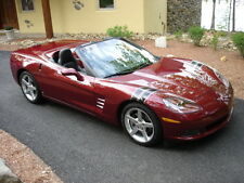 Chevrolet : Corvette Convertible 2-Door