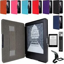 HAND STRAP ULTRA THIN CASE COVER FOR NEW KINDLE WITH TOUCH (7th Generation 2014)
