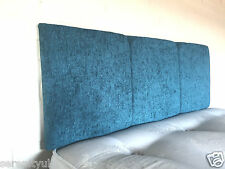 ALTON LUXURIOUS CHENILLE HEADBOARD ALL SIZES AND COLOURS AVAILABLE BEST ON EBAY