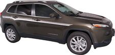 2014 - 2015 Jeep Cherokee Body Line Stripe - Vinyl Graphics
