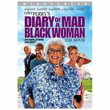 Diary of a Mad Black Woman (DVD, 2005)
