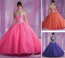 New Quinceanera Dresses Formal Prom Party Pageant Ball Dresses Bridal Gowns 2-22