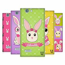 HEAD CASE SOFIE THE BUNNY SOFT GEL CASE FOR ZTE BLADE L2