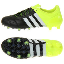 NEW Adidas ACE 15.1 FG/AG LEATHER Men's Soccer Cleats Boot Football Shoes B32818
