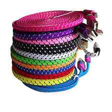 10ft/6ft Braided 8 Pin USB Charger Cable Cord LOT For iPhone 5 5s iphone 6 plus