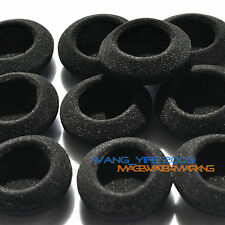 Ten New Replacement Foam Ear Pad Cushion For Gaming Headset Xbox 360 Headphones
