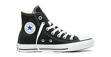 Converse Chuck Taylor All Star Leather Shoes - Black