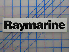 "Raymarine Replacement Sticker Decal 15"" sonar sounder cable radar 4kw digital HD"