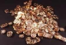 1000 Coins Egyptian Belly Dance Hip Scarf Belt Costume Jewelry GOLD