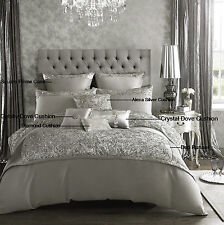 Kylie Minogue  New Design Alexa Silver Stunning Bedlinen Design & Great Quality.