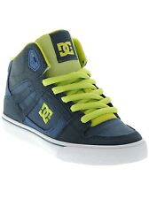 DC Navy SU15 Spartan High Special Edition Boys Hi Top Shoe