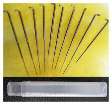 Felting Needles, Triangular, Star , 32 36 38 40  Gauge Various Packs