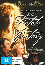 THE POTATO FACTORY DVD NEW..AUSTRALIAN 19TH CENTURY CONVICT TV MINI-SERIES MOVIE