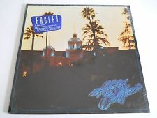 EAGLES HOTEL CALIFORNIA LP STILL FACTORY SEALED AND CD SEALED LOT