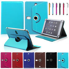 "7""Universal PU Leather Stand Protector Cover Case Skin For 7~7.9 Inch tablet PC"