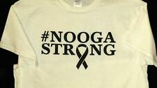 #NOOGA STRONG T-SHIRT CHATTANOOGA TENNESSEE SUPPORT TROOPS Men/Wom/Kid Sm-3XL
