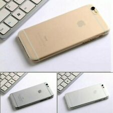 """Transparent Matte Frosted Ultra Thin Shell Case Cover For iPhone 6/6s PLUS 5.5"""""""