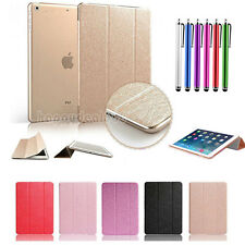Ultra Slim Magnetic Leather Smart Stand Back Cover Case for iPad Air 2 iPad 6