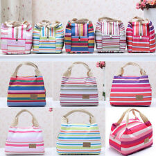 Waterproof Portable Insulated Thermal Cooler Lunch Box Carry Tote Bag Picnic