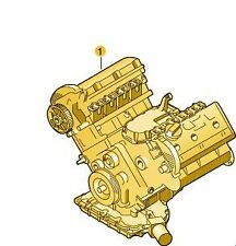 NEW IN BOX 2009-2012 AUDI A4/S4 A5/S5  3.0 LONG BLOCK CCBA ENGINE 06E-100-032-A