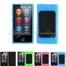 TPU Clip Gel Case for New Apple iPod Nano 7th Generation Cover Shell Hot