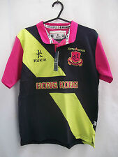 KUKRI SPORTS HONG KONG SOUTH STAND RUGBY T SHIRT RRP £45 AMAZING QUALITY NEW