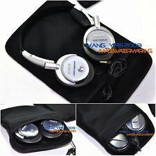 Portable Bag Pouch Case Box For Sony MDR NC40 NC6 NC7 NC8 Headphones Headset