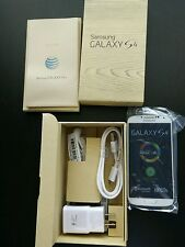 Samsung Galaxy S 4 SGH-I337 - 16GB - White Frost (AT&T) Smartphone.GSM Unlocked