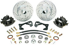 65 66 67 Nova 2 Chevy II ZERO offset Stock Spindle Disc Brake Kit