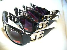 WOMEN'S LADIES DG SUNGLASSES RARE DG EYEWEAR W/ LARGE DG EYEWEAR USA PLAQUE