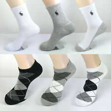 Socks 4-7pairs XXL big foot ankle low cut cotton extra large XL sports sneakers