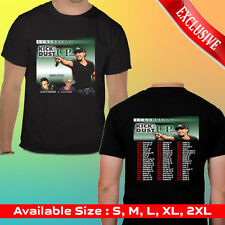 LUKE BRYAN Kick The Dust Up TOUR 2015 Concert T-shirt - GTK