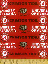College Cotton Twill Fabric! Great for Cornhole bags!